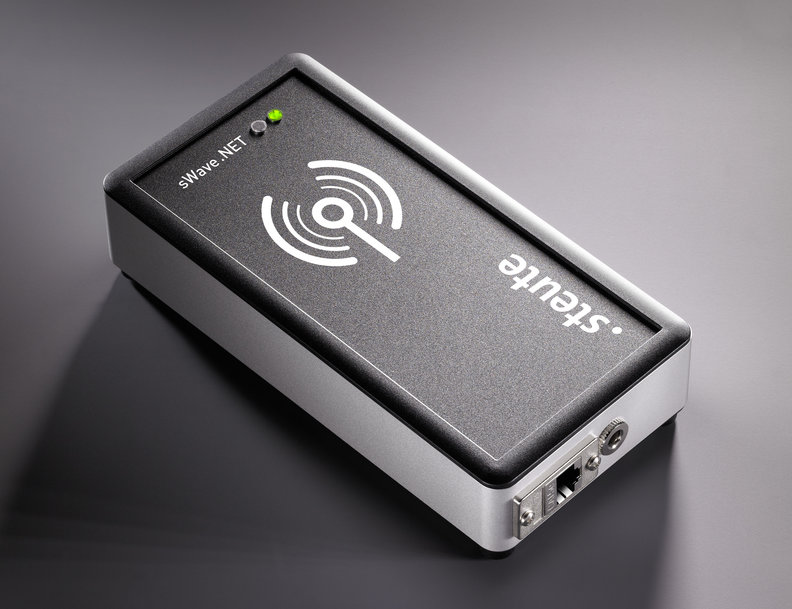 sWave.NET: interruptores wireless e redes.
